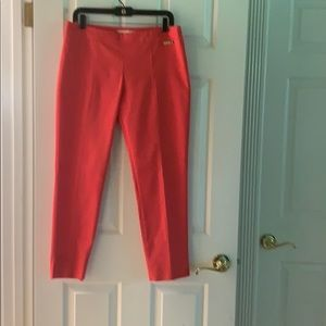 Tory Burch Callie Skinny Pants size 8